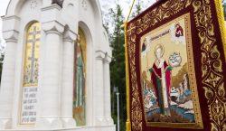 Маршрут Крестного хода в честь 800-летия Святого Князя Александра Невского прошел на трассе М-11 «Нева»